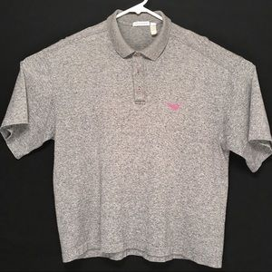 Giorgio Armani mens short sleeve polo shirt large